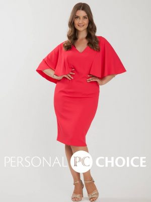 Personal Choice Poppy Red Dress