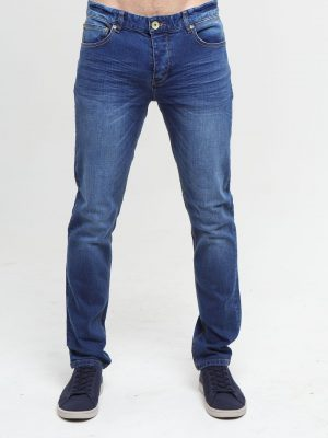 DIESEL Palmer Slim Fit Light Blue Wash