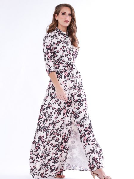 Dept Maxi Jurk.Cayro Ladies Print Maxi Dress Topline Department Store Buncrana