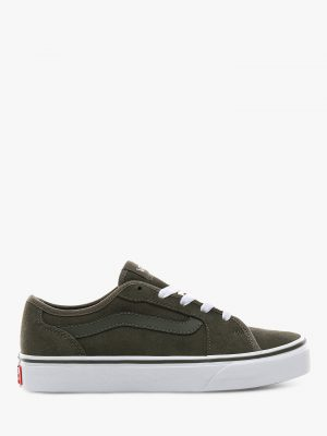Vans filmore suede grape leaf