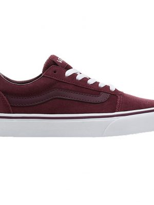 Ladies Vans Ward Suede Prune