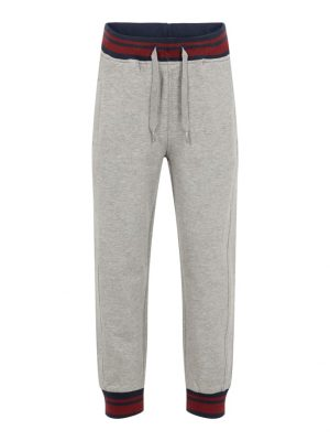 Name It Mini Boys Sweatpants Navy Grey