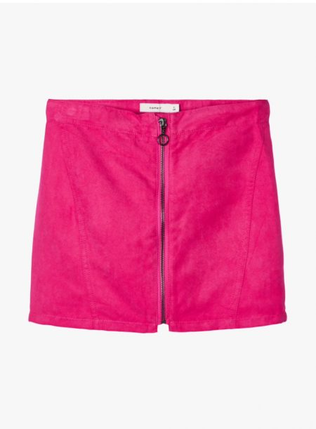 Name It Girls Faux Suede Skirt