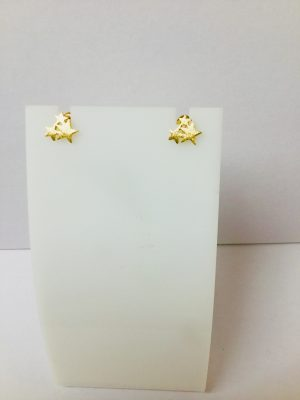 Betty & Biddy Gold Star Stud