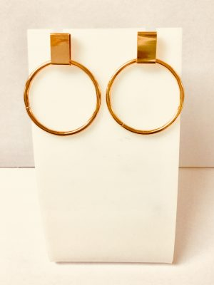Betty & Biddy Gold Hoop