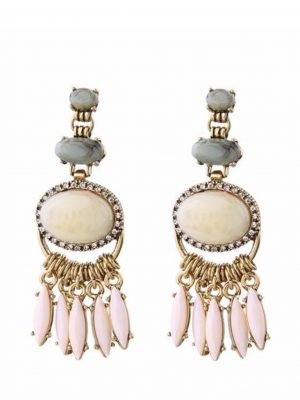 Betty & Biddy Anny Stone Cream Tassel