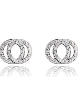 Elise Silver Earrings