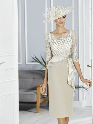 Rosa Clara Occasion Wear Rose 4G158 MOTHER OF THE BRIDE
