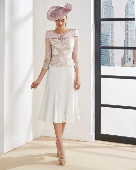 Rosa Clara Occasion Wear 4G169, MOTHER OF THE BRIDE