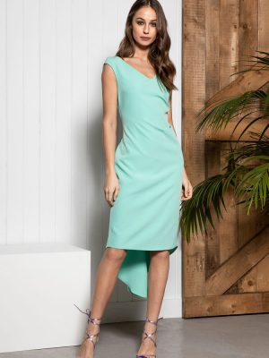 Sisters By Caroline Kilkenny Sally Dress Mint