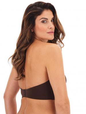 Wonderbra Push Up Multiway Clear Straps Black